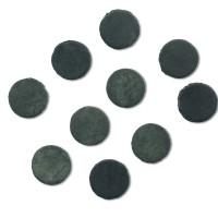 BLACK CAT Bait Stop  15mm 10 Stück