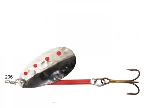 EGB SPINNER leicht T2 - Schwarz - 206