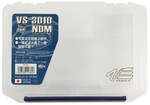 VERSUS Köderbox Black VS-3010 NDM