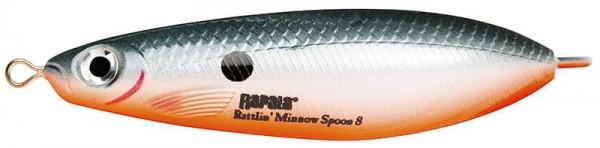 Rapala Wobbler RATTLIN MINNOW SPOON 08 SD