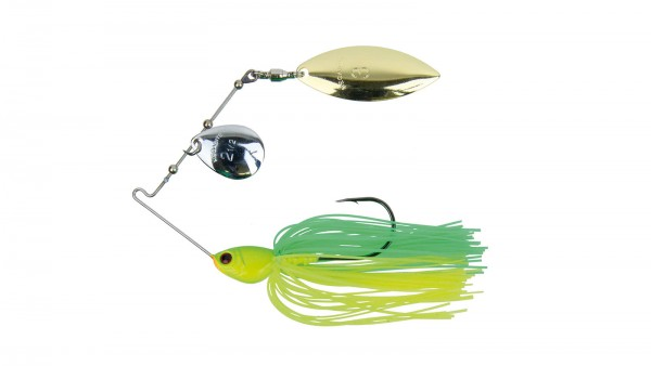 STUCKI FANATICS SPINNERBAIT 10.7g - CHARTREUSE