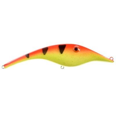 Zalt Wobler 20cm Orange/Gelb/Schwarz