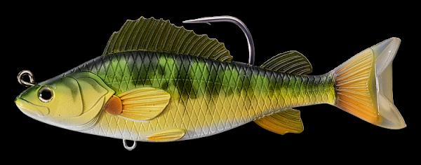 Swimmbait Yellow Perch 11cm