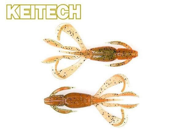 "KEITECH 2.8"" Crazy Flapper - Fire Tiger"