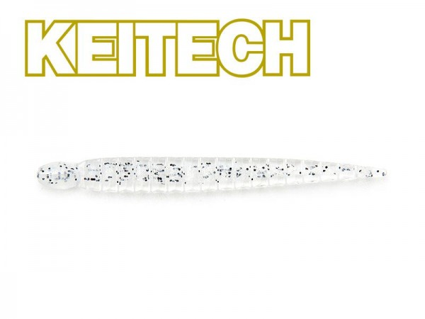 "KEITECH 3"" Custom Leech - Ice Fish"