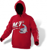 Magic Trout Hoody Rot
