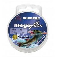 Vorfach MEGAFLX C736 BOB 5m 7.5kg