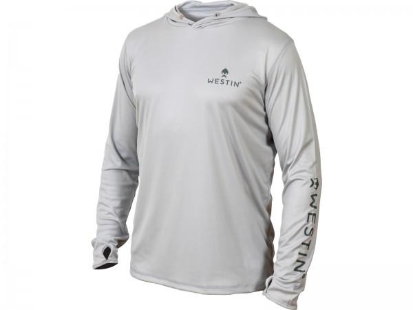 Westin Pro Guide UPF Long Sleeve L GT Grey