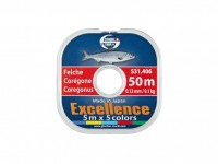 Felchenschnur COREGON PE LINE 50 m - 0.12mm