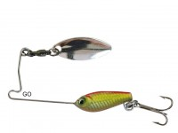 MICRO SPINNER BAIT 8g - GOLD/ORANGE