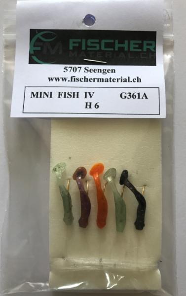 FM Hegene MINI FISH IV
